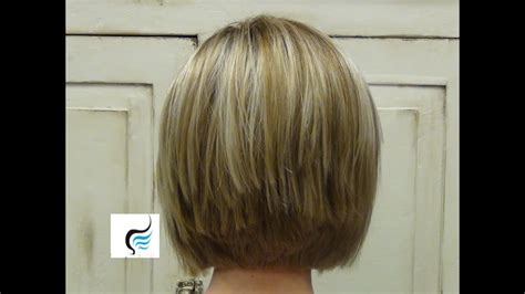 How To (cut A Line Haircut) Girls Hairstyles