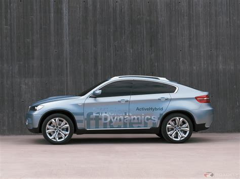 Bmw X6 Activehybrid Conceptpicture 7 Reviews News
