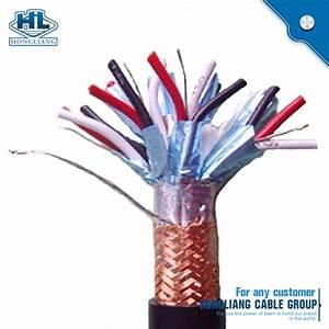 China Multicore Control Cable Copper Conductor Pvc