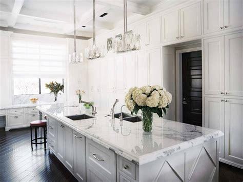 prepared  build beautiful white kitchens