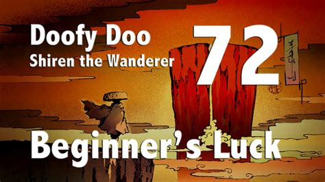 Shiren Premium shiren the wanderer ds episode 72 beginner s luck