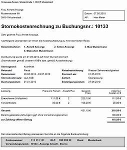 Proforma Rechnung Vorsteuer : stornorechnung ~ Themetempest.com Abrechnung