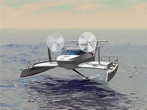 Flying Cars Are Taking Off Soon  How About Flying Boats Too