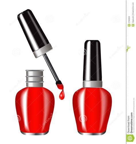 bottle brush nail stock illustration image of beautiful