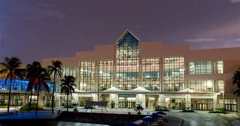 venues fort lauderdale broward county convention center