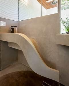 Badezimmer Pflanzen Ohne Fenster : 1001 ideen f r designer waschbecken f r bad und k che ~ Bigdaddyawards.com Haus und Dekorationen
