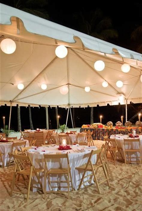 breathtaking beach waterfront wedding reception ideas