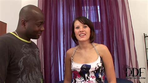 Young Hairy Vagina Meets Big Black Cock Hell Porno