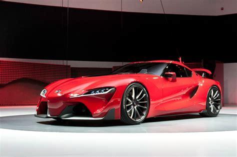 Toyota Ft-1 Concept Previews Return Of Supra