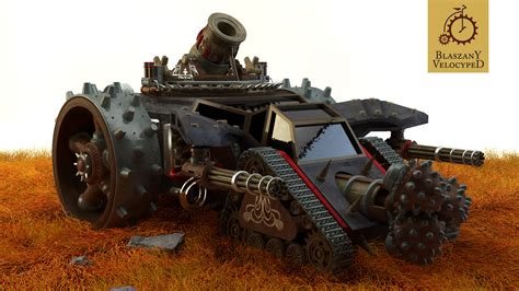 siege machines steunk mortar siege engine by kurczak on deviantart