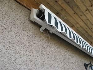 350 x 300 gelenkarmmarkise markise grau mit funkmotor heim With markise balkon mit ornament tapete grau