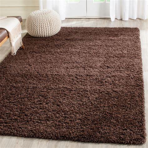 area rugs brown safavieh shag brown multi 3 ft x 5 ft area rug
