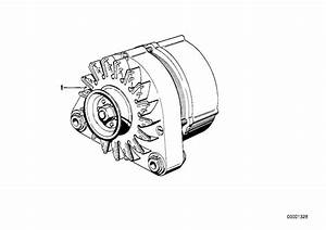 1989 Bmw M3 Exch Generator  90a  Alternator  System  Individual