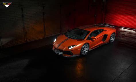 Vorsteiner Unveils Lamborghini