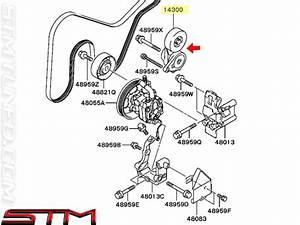 mitsubishi serpentine belt diagram imageresizertoolcom With evo timing belt