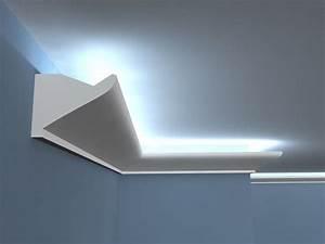 Led Lichtleiste Decke : lichtleisten set indirekte beleuchtung led lo 6 ~ Markanthonyermac.com Haus und Dekorationen