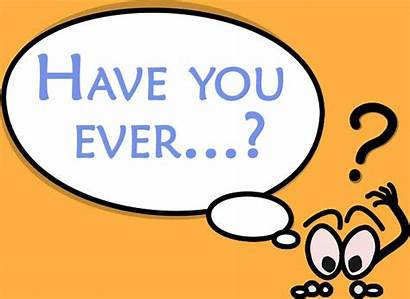 Ever Present Clipart Perfect Party Questions Simple