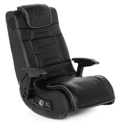 X Rocker Pro Series H3 Gaming Chair by X Rocker Pro Series Pedestal Gaming Chair