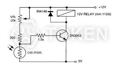 Photoresistor Cds Light Dependent Resistor Ldr Token