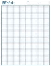 free graphing paper 4 free graph paper templates excel pdf formats