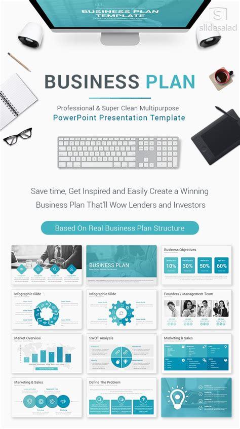 pitch deck templates  business plan powerpoint