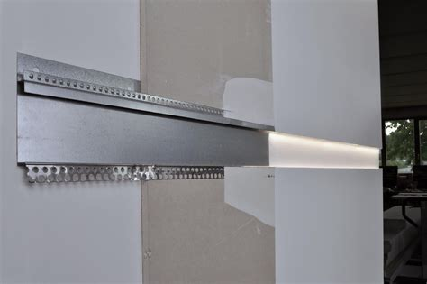 Wand Abkleben Gerade Linie by Led Cove Lighting Profile Wall Profile For Led Stick