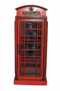 Englische Telefonzelle Deko : englische britische london deko telefonzelle cd regal schrank st nder dekoration ebay ~ Frokenaadalensverden.com Haus und Dekorationen
