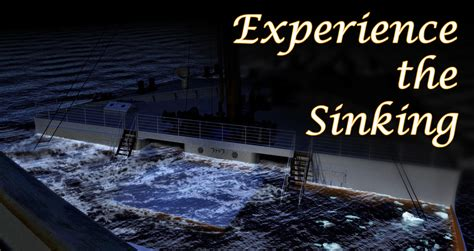 titanic sinking simulation real time titanic honor and