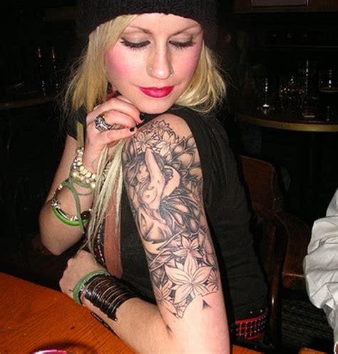 arm tattoos  girls