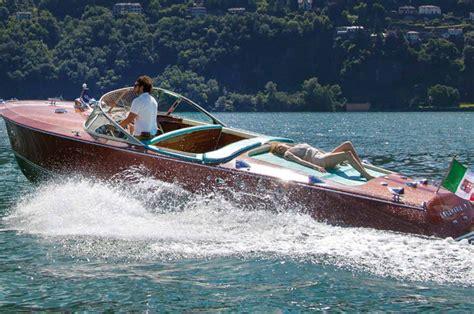 Boats Como by Riva Florida Riva Tritone