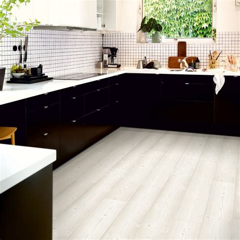 Covered In Adhesive Wood Tile Floors