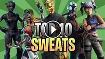Top 10 Sweatiest Skin Combos In Chapter 2 Season 2! (Fortnite)