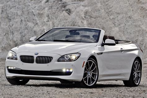 Used 2014 Bmw 6 Series Safety & Reliability Edmunds