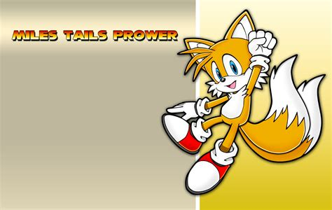 Miles Tails Prower Wallpaper 3 By Hinata70756 On Deviantart