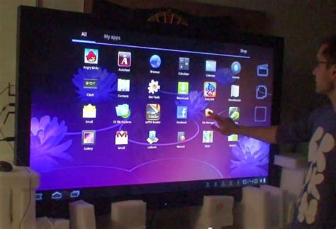 largest android tablet world s largest android tablet measures a whopping 65 inch