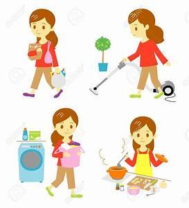Faire Le Ménage : clipart faire le menage ~ Dallasstarsshop.com Idées de Décoration