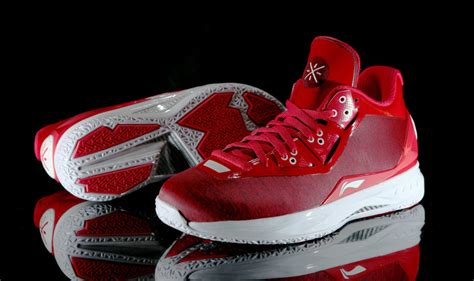 li ning   wade  china shanghai sole collector