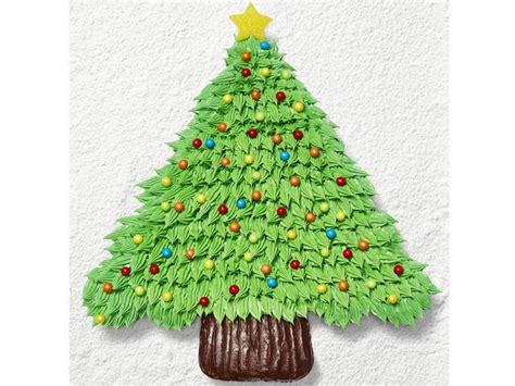 christmas tree saver recipe pull apart cupcake tree recipe food network kitchen food network