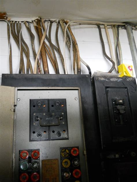 Going Change Out The Fuse Box Paint Insulation Cost