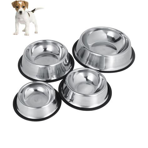 stainless steel feeder bowl bowl stainless steel travel feeding feeder water bowl