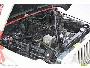 1994 Jeep Wrangler Se 4x4 4 0 Liter Ohv 12