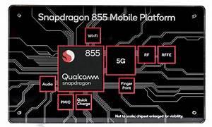 Qualcomm Snapdragon 855 5g 7nm Mobile Platform Announced