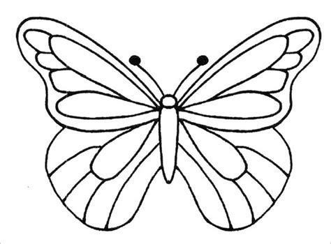 Butterfly Template Free by 13 Psd Paper Butterfly Templates Designs Free