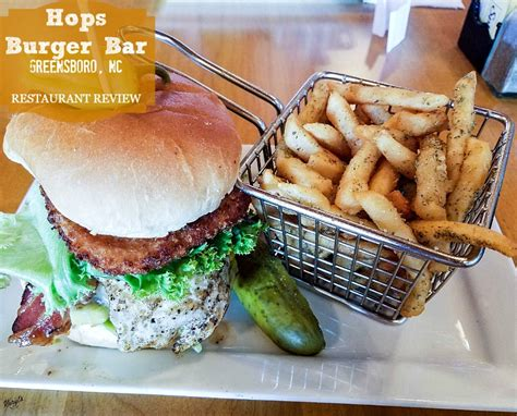hops burger bar review  karyls kulinary krusade