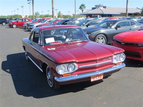 Thorobred Chevrolet by Corvair 53nd Anniversary Chandler Az