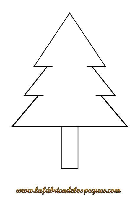 plantilla árbol de navidad para imprimir imprimibles y moldes navide 241 os gratuitos la f 225 brica de
