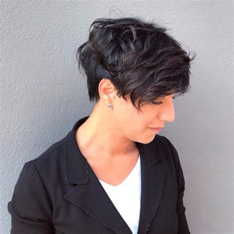 Hairstyles For Pixie Cuts by Pixie Cut Hairstyles Popsugar