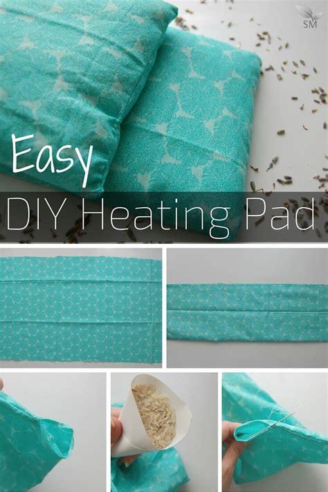 easy diy heating pad recipe diy heating pad easy diy
