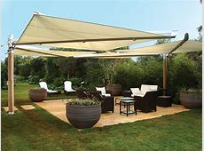 Sunshade to enhance outdoor spaces, modern, contemporary style