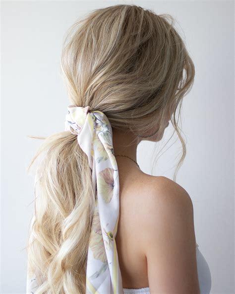 easy hairstyles  spring  alex gaboury